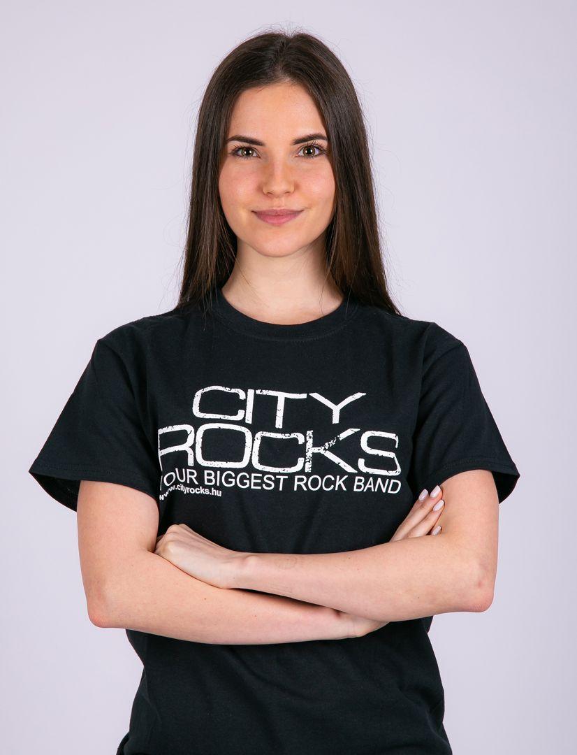 CityRocks póló #2