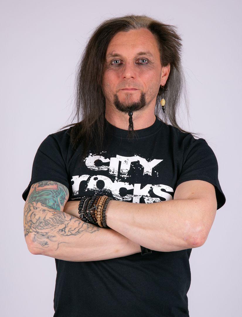 CityRocks póló #1